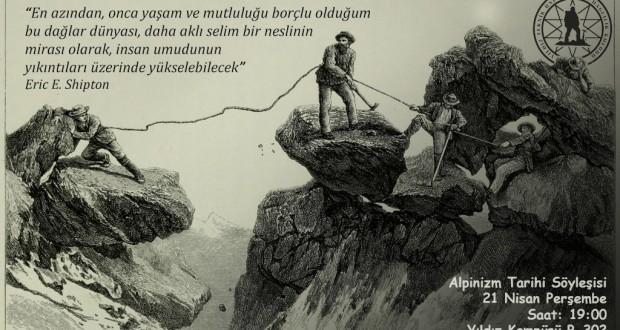 Alpinizm Tarihi Söyleşisi