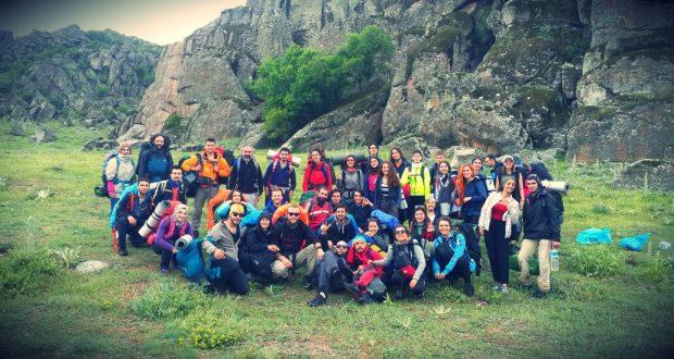 Karakaya Kaya Tırmanışı Eğitim Kampı
